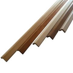 Angolare in legno di abete piccolo